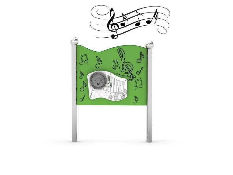 פאנל משחק מוזיקאלי