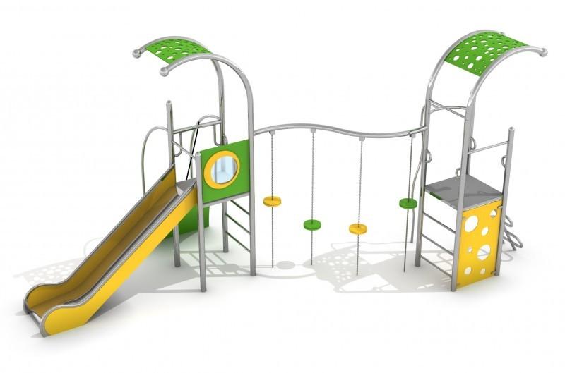 מתקן משולב לגני ילדים