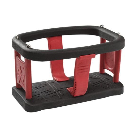 מושב עריסה שחור\אדום עד גיל 3